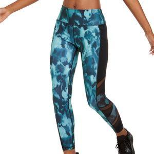 Macy's Ideology Mesh leggings, Medium